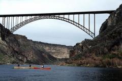 CANOEING UNDER BRIDGE_jpg