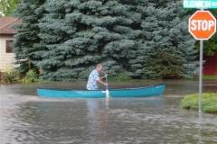 Oly paddles street