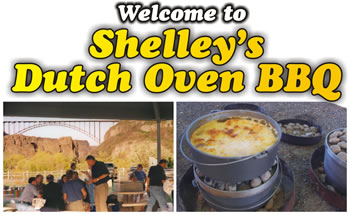 The Famous Idaho Guide Service Dutch Oven BBQ