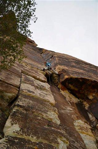 Idaho Rock Climbing