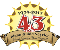 Idaho Guide Service 43 Years