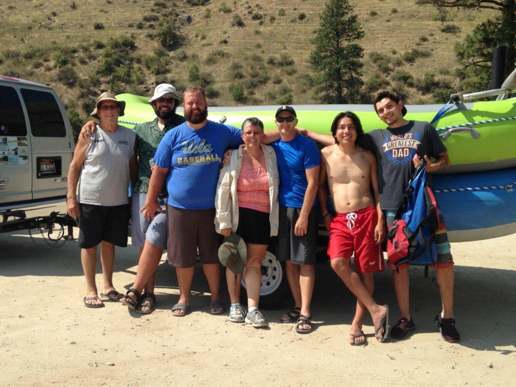 Snake & Salmon River Rafting